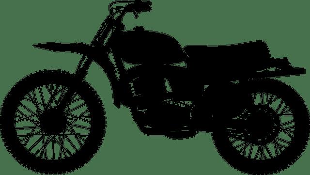 moto de segunda mano