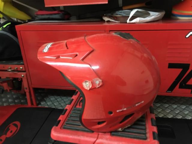 Casco Trial HEBO