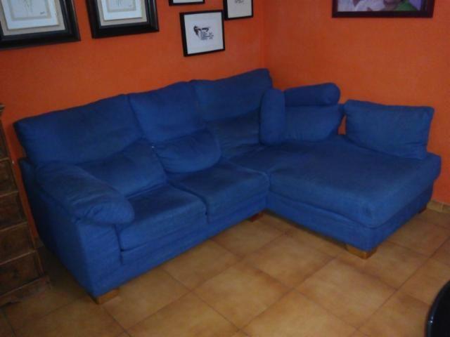 Sof chaise longue tiendas de ocasi n y segunda mano for Chaise longue segunda mano barcelona
