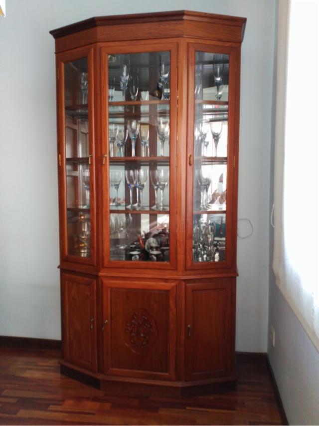 Vitrina vintage tiendas de ocasi n y segunda mano - Muebles de ocasion ...