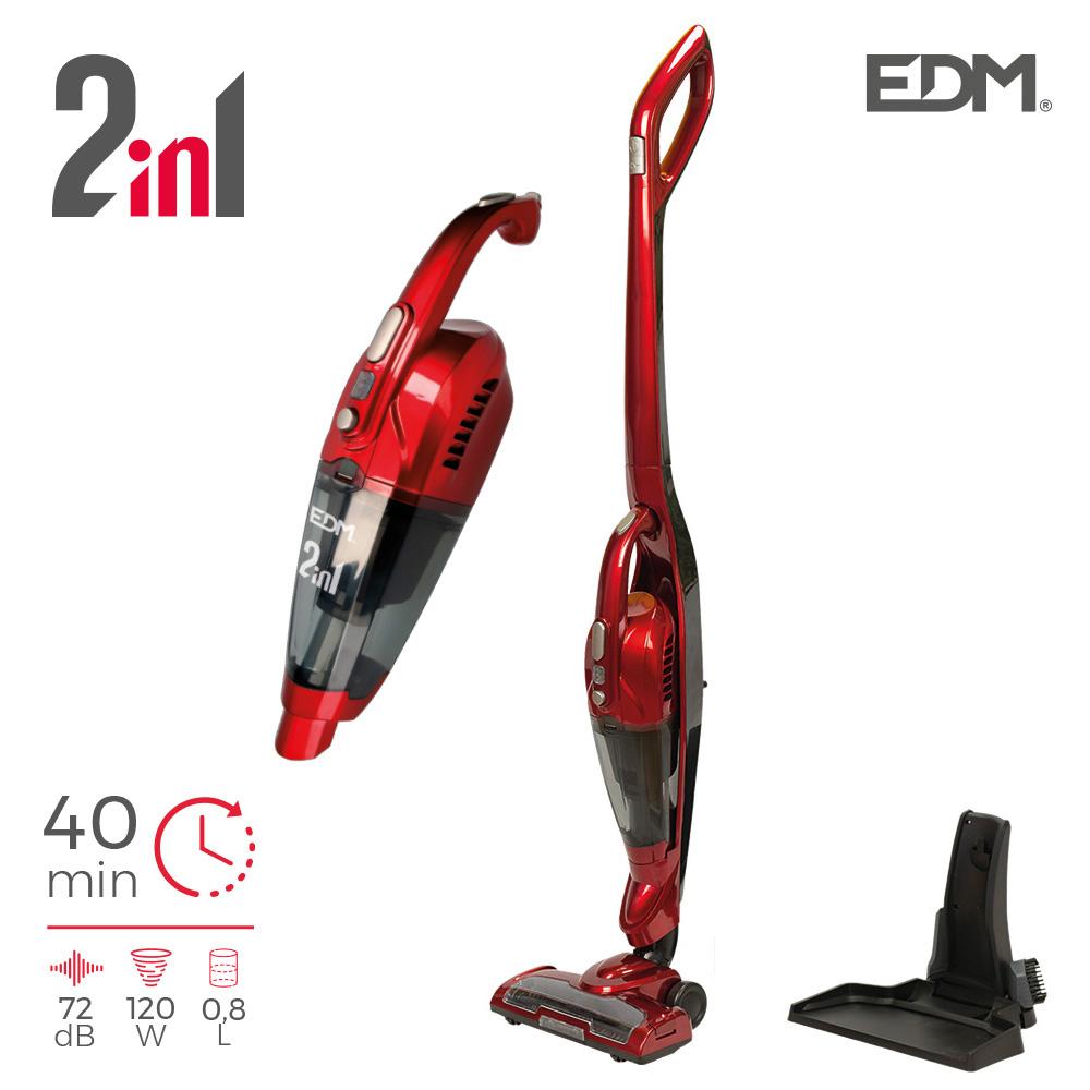 EDM aspiradora escoba sin cable